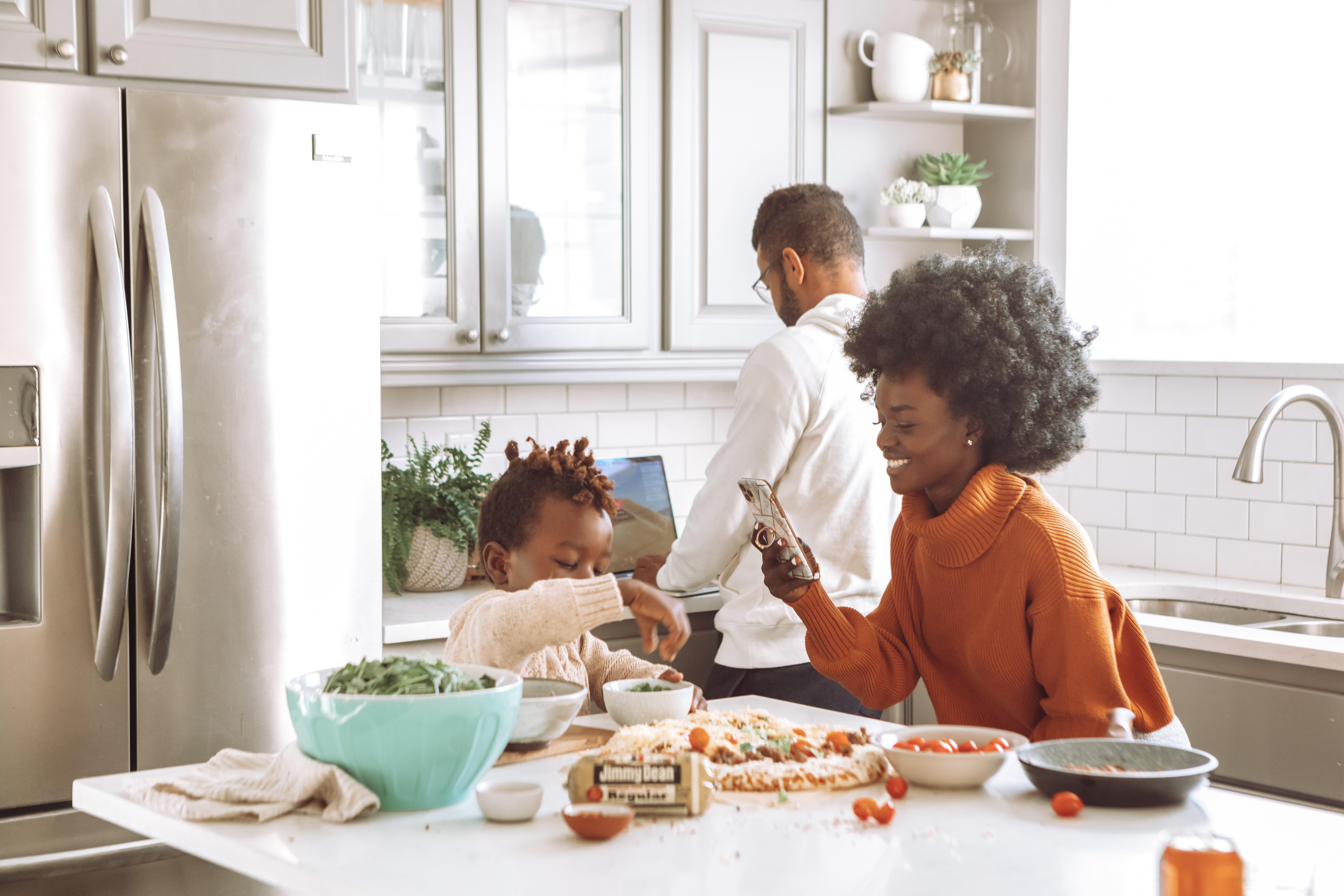 Skab mindre konflikter i hjemmet en magnettavle til børn
